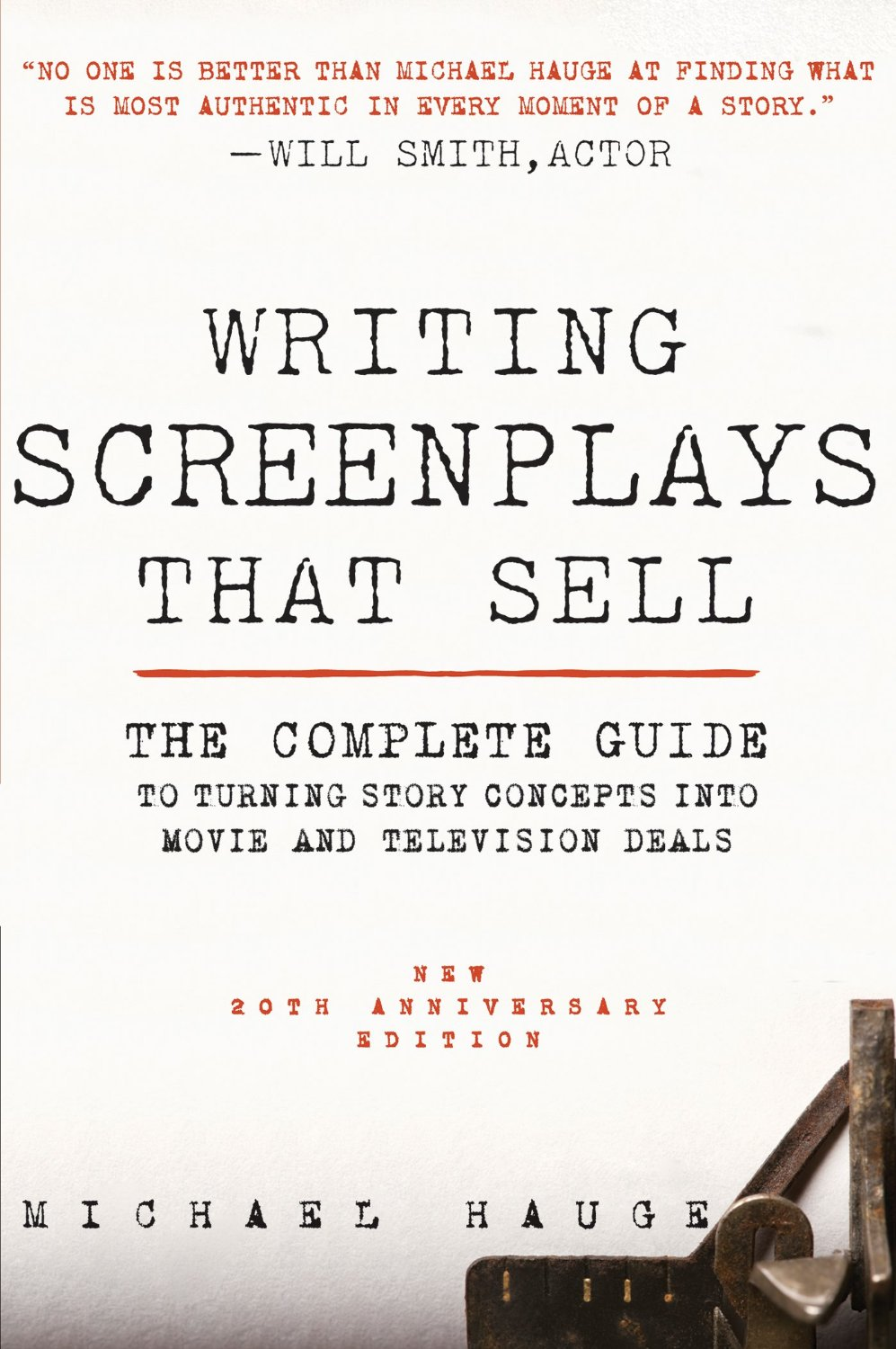 A motivating book... - ...for aspiring screenplay writers aimed at the American film market. Especially worthwhile reading are Michael Hauges' chapters on character development and theme/character arc., which are explained in so much depth and with great examples; useful for any screenplay writer.Part three of his book about the business of screenwriting is especially useful.A big bonus is a detailed analysis of the movie Avatar plus frequently asked questions and a sample treatment at the end of the book.Michael Hauge gives the reader an honest insight to the Hollywood screenwriting landscape and disarms screenwriting myths, making this book a motivating read.
