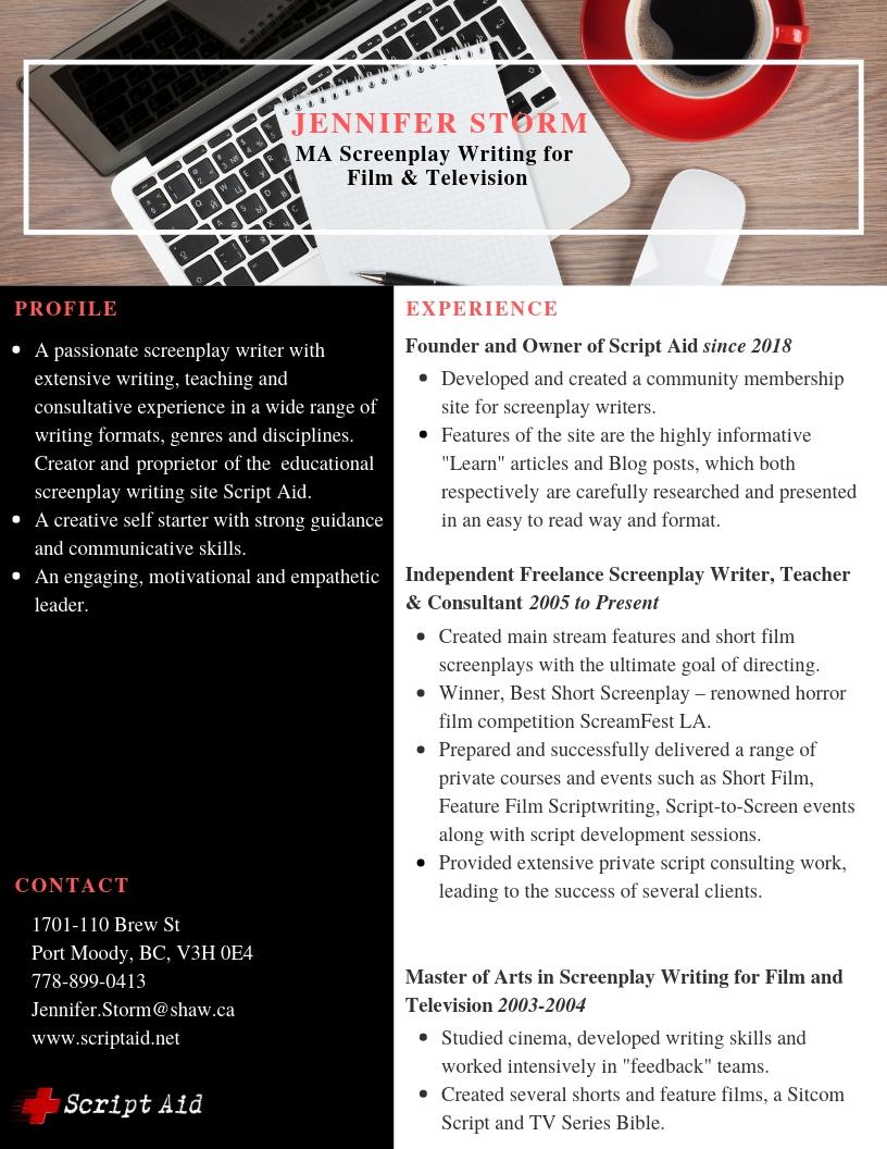 Resume Scriptwriting Jennifer Storm.jpg