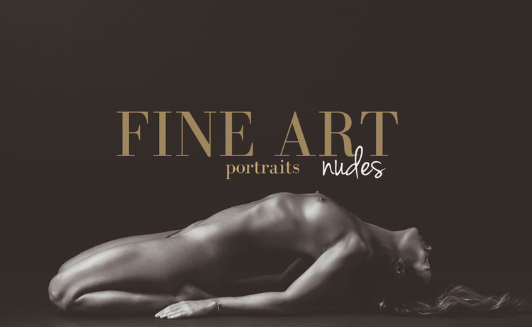 fine art nude photography for women