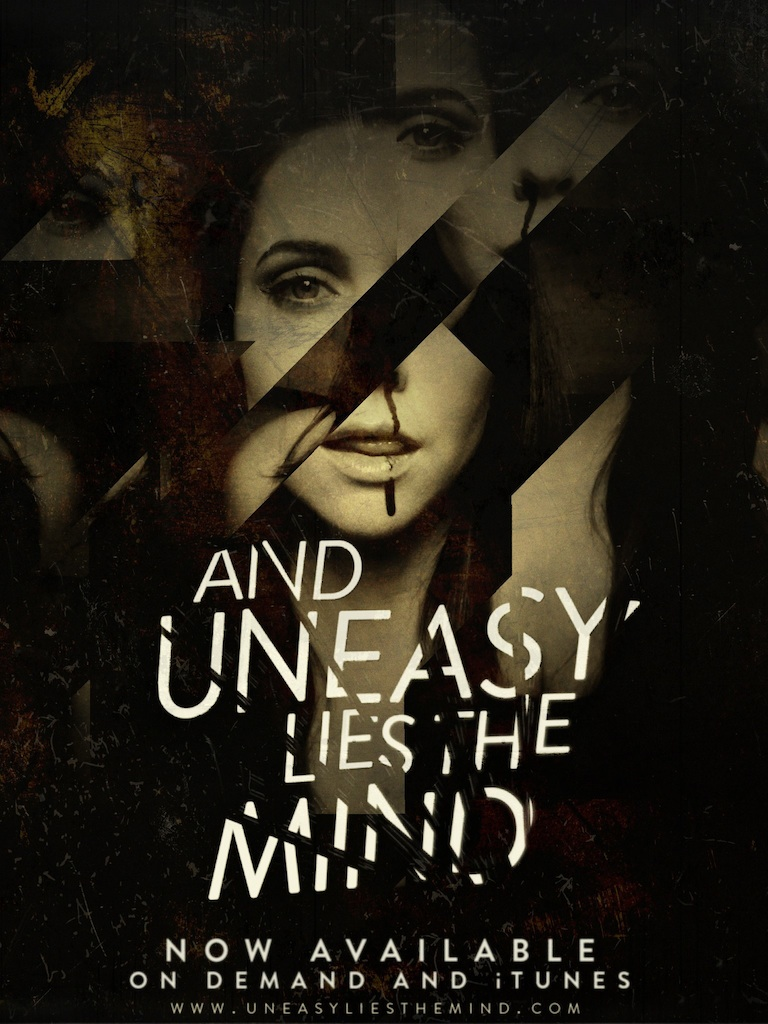 Uneasy Lies The Mind - Michelle Character Poster.jpg