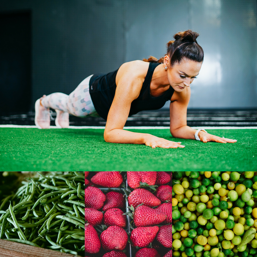 Option 3:Fitness & Nutrition Coaching - When you combine the right food AND fitness you see maximum results. I'll help you figure out what you should be eating AND how you should be training so that you look and feel your best.