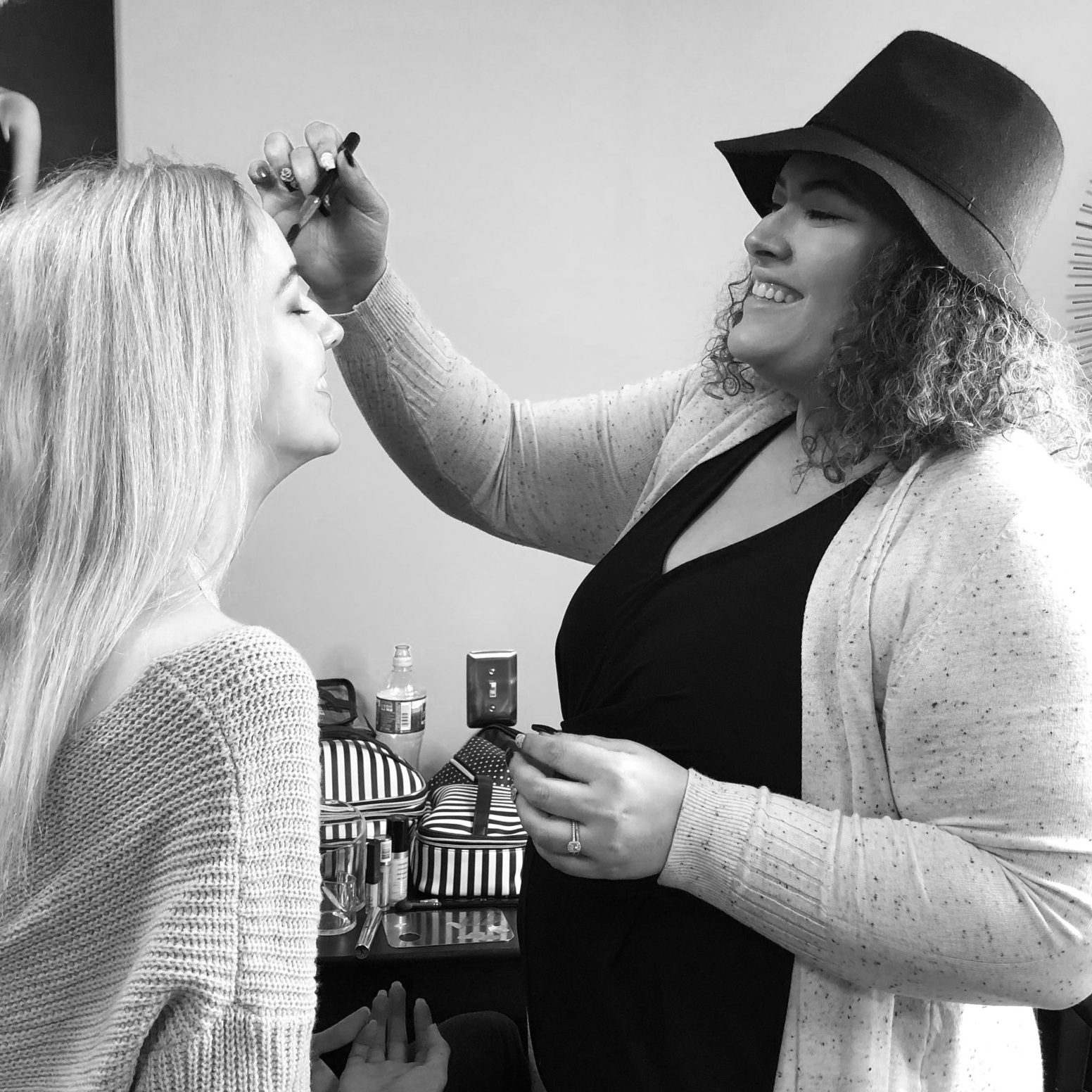 Add on - Hair & Makeup Artist$150