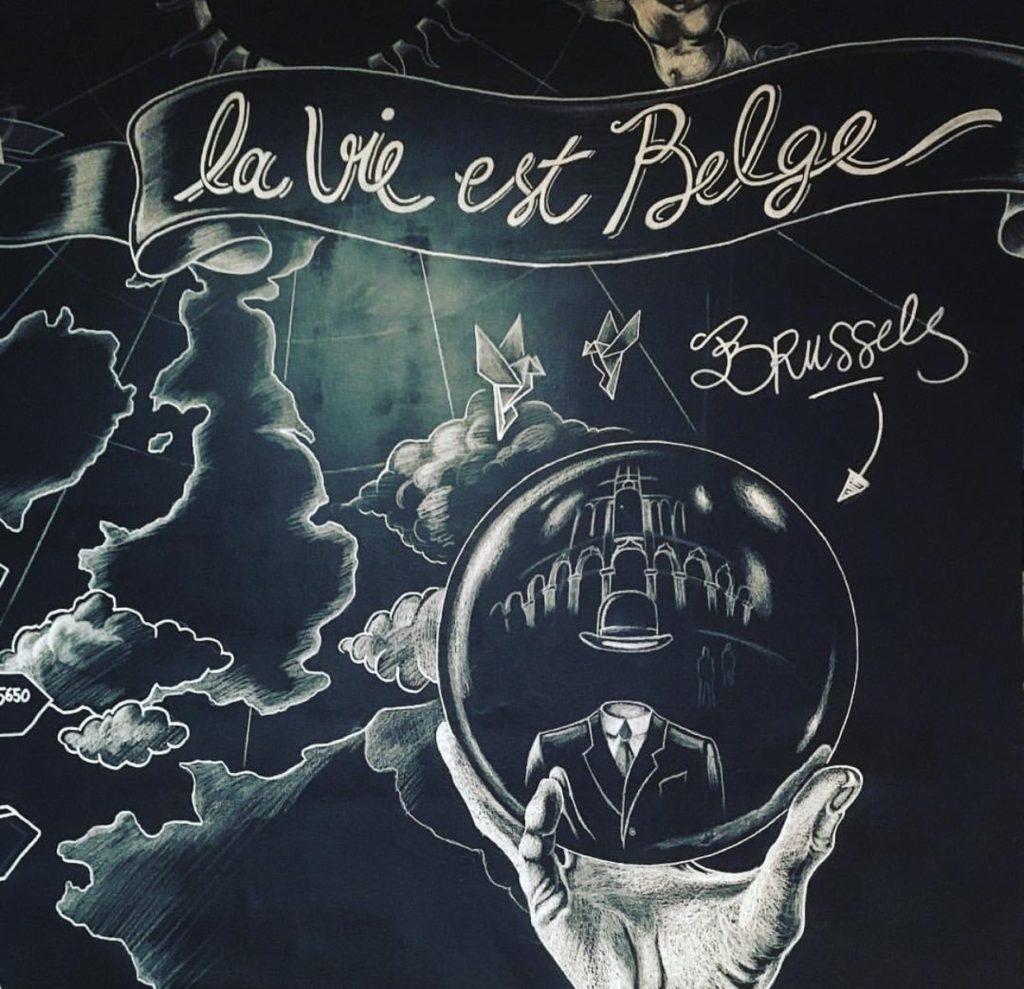 La Vie est Belge!