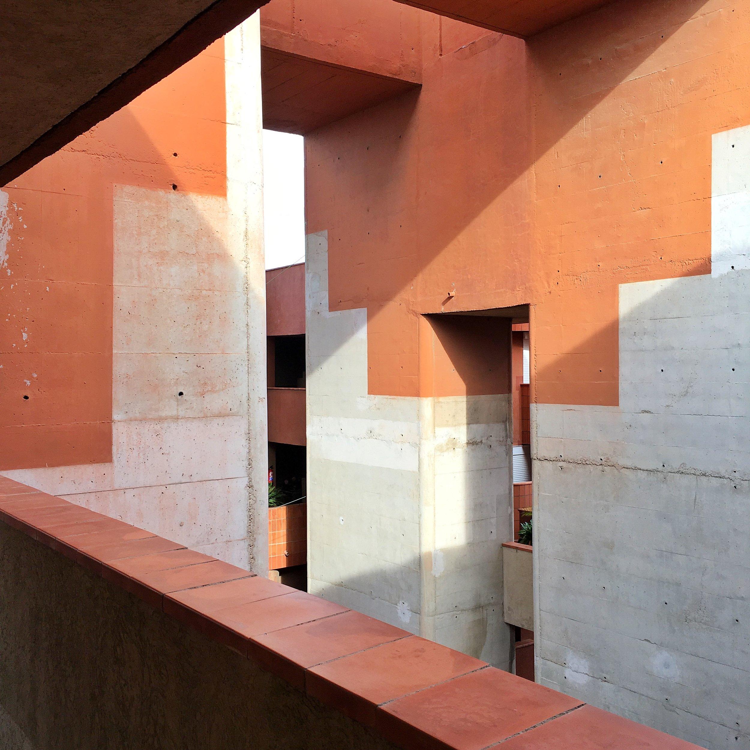 Walden 7 (Ricardo Bofill) | Barcelona, ES