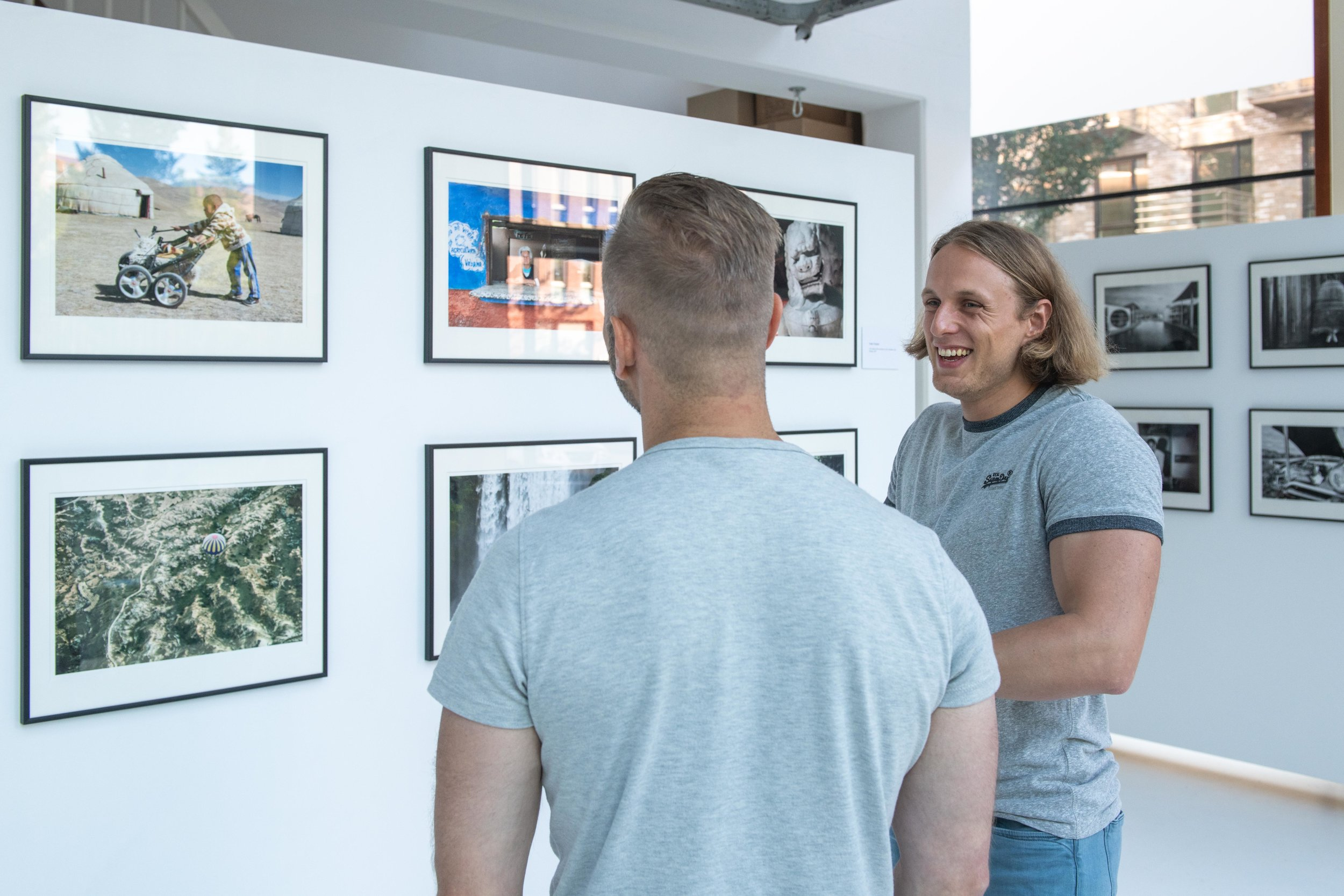 Gallery Space - A large, light space available for exhibitions and events.Learn More