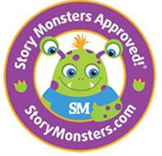 story monster approved seal.JPG