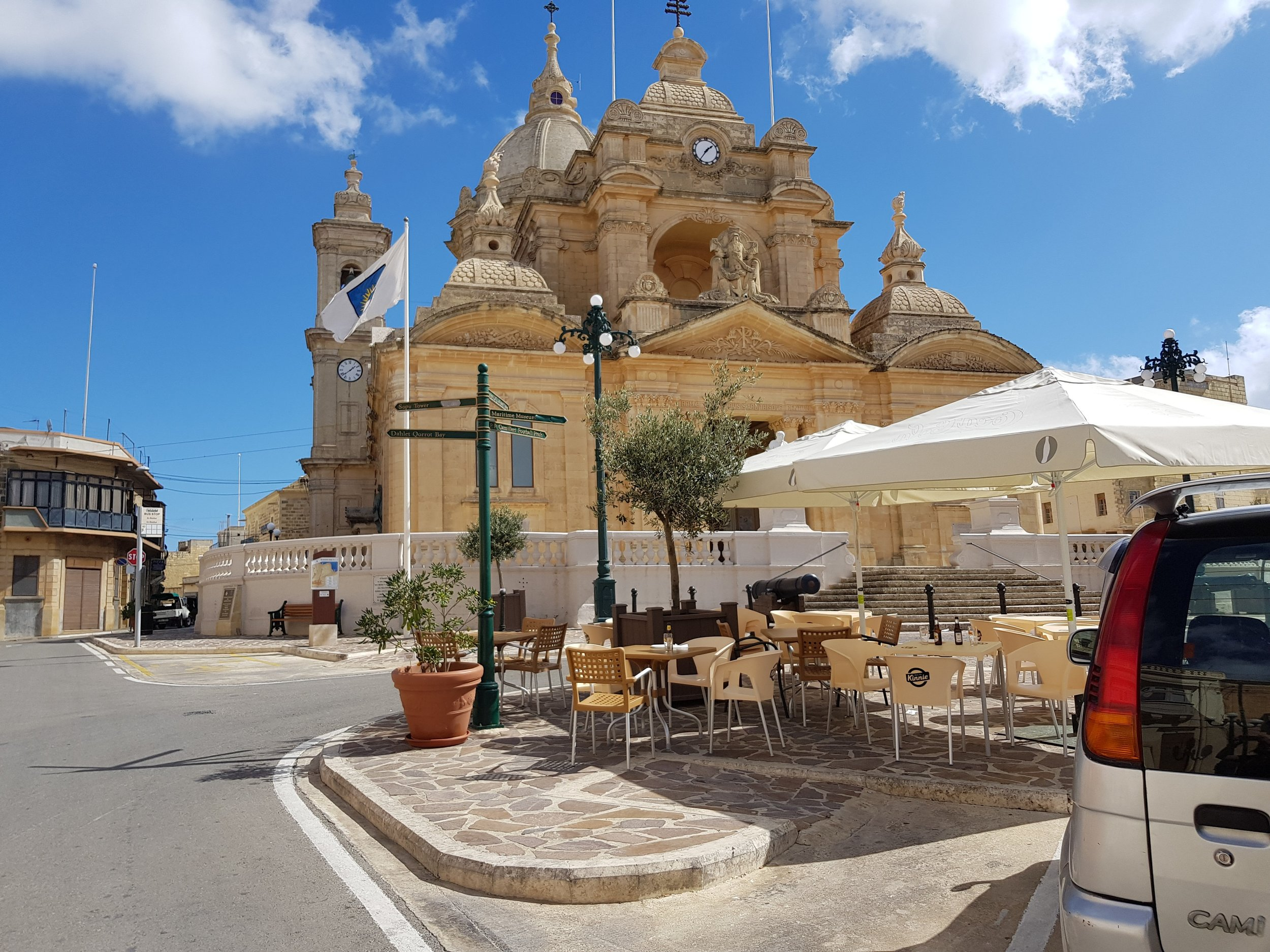Nadur Basilica, the heart of In-Nadur