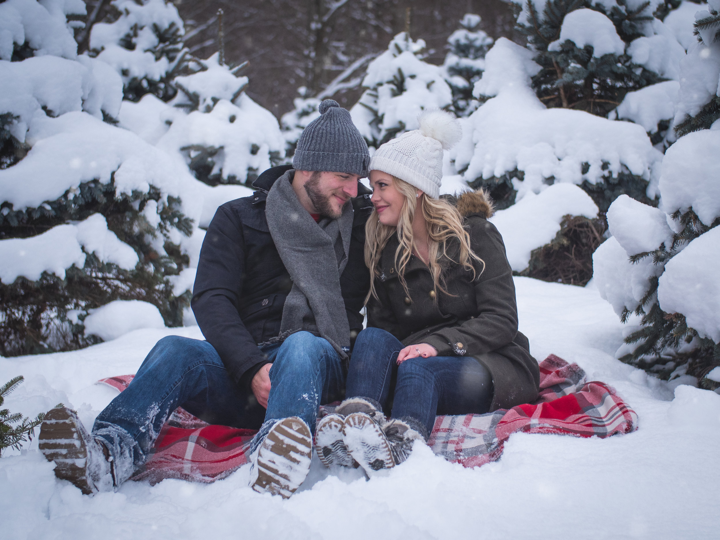 engagement ideas cold day date