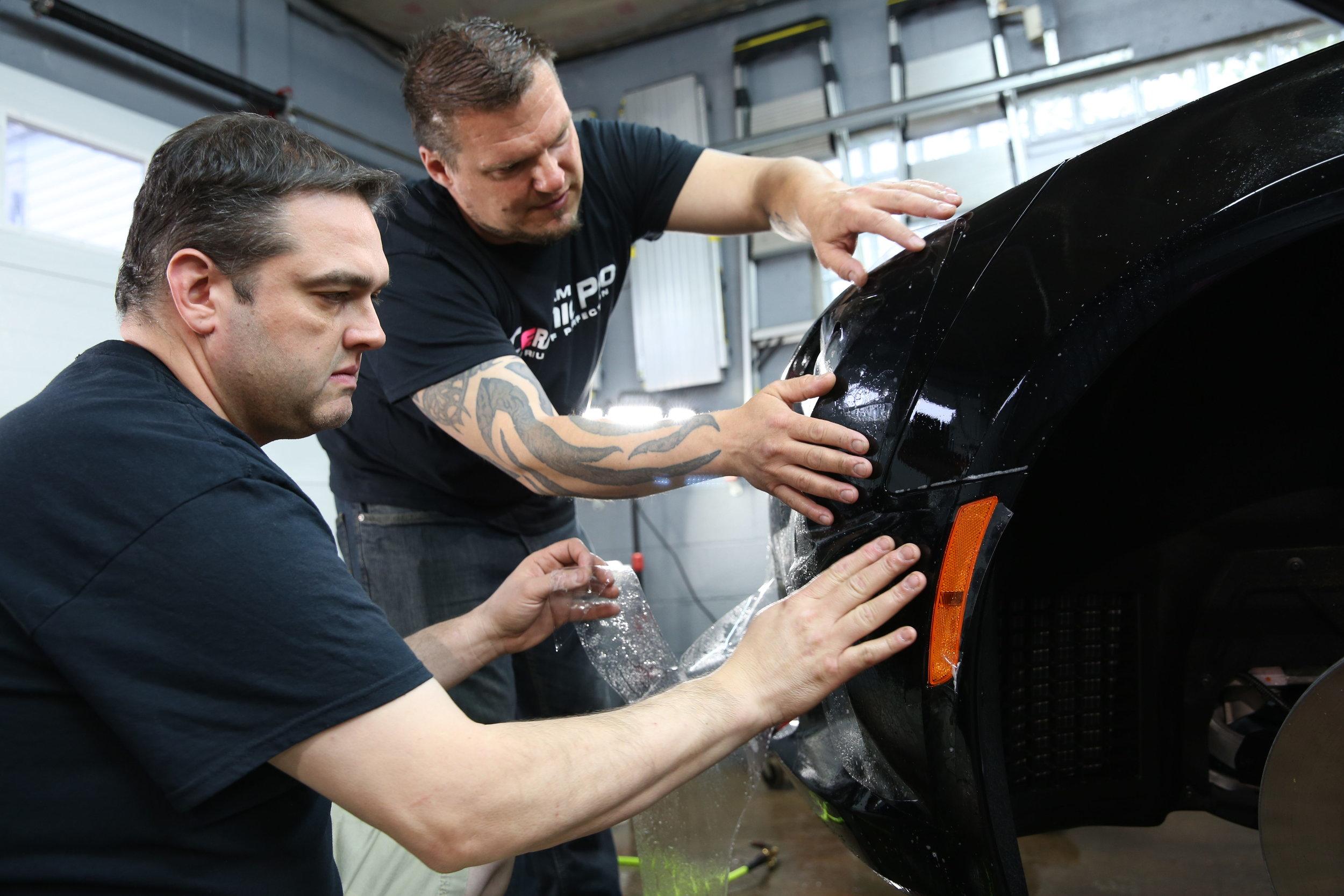 detailing car ceramic pro