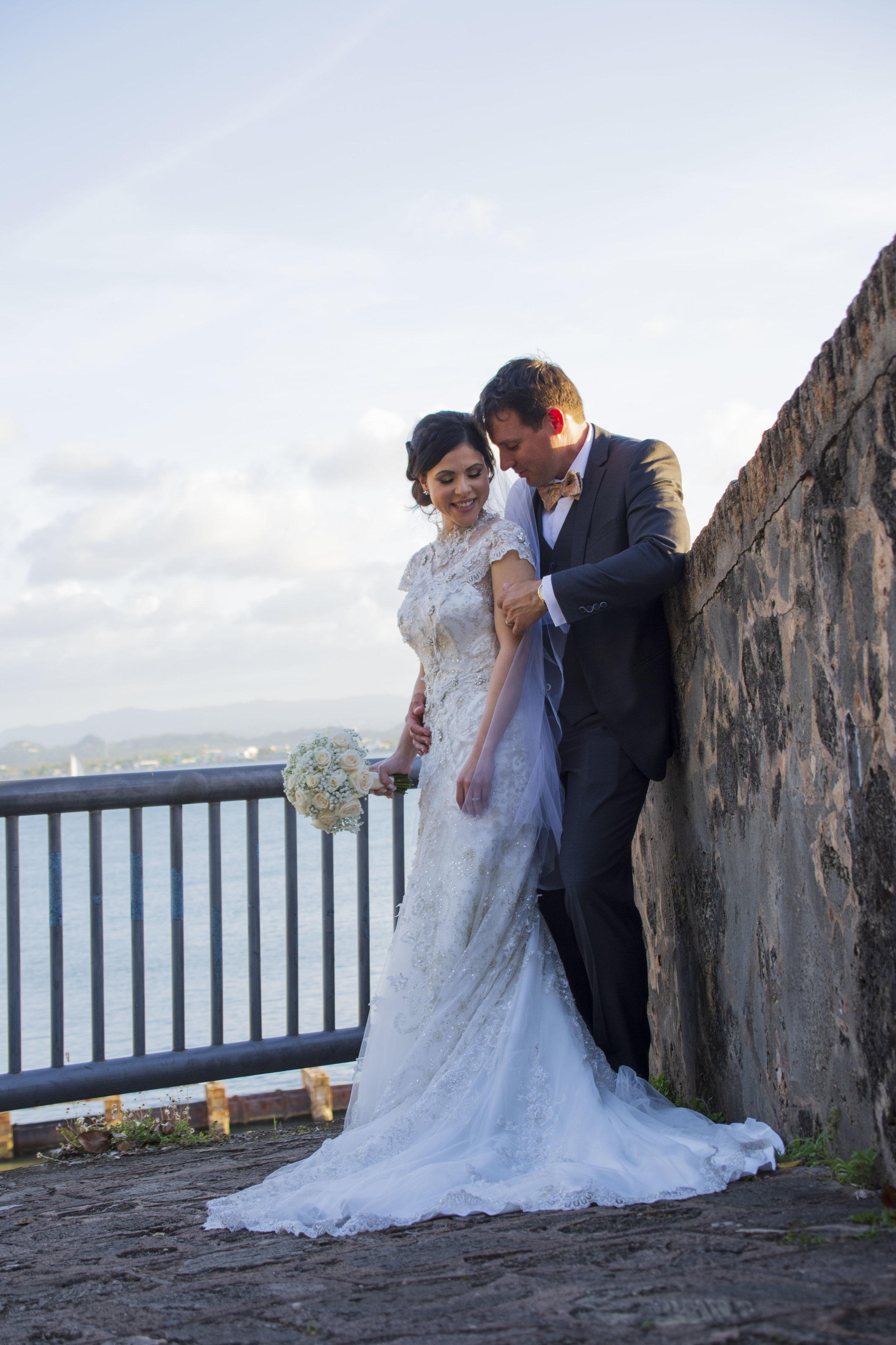 Viejo San Juan Wedding Reclick video
