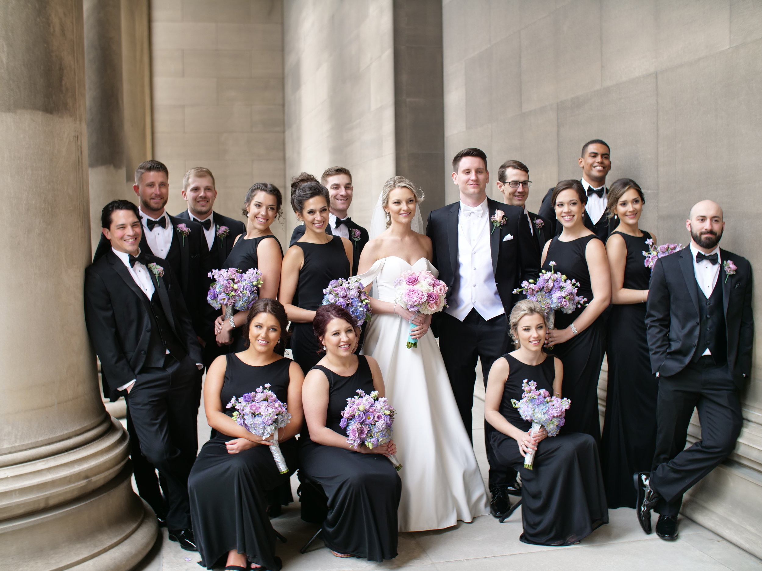 Pittsburgh Wedding photo location ideas