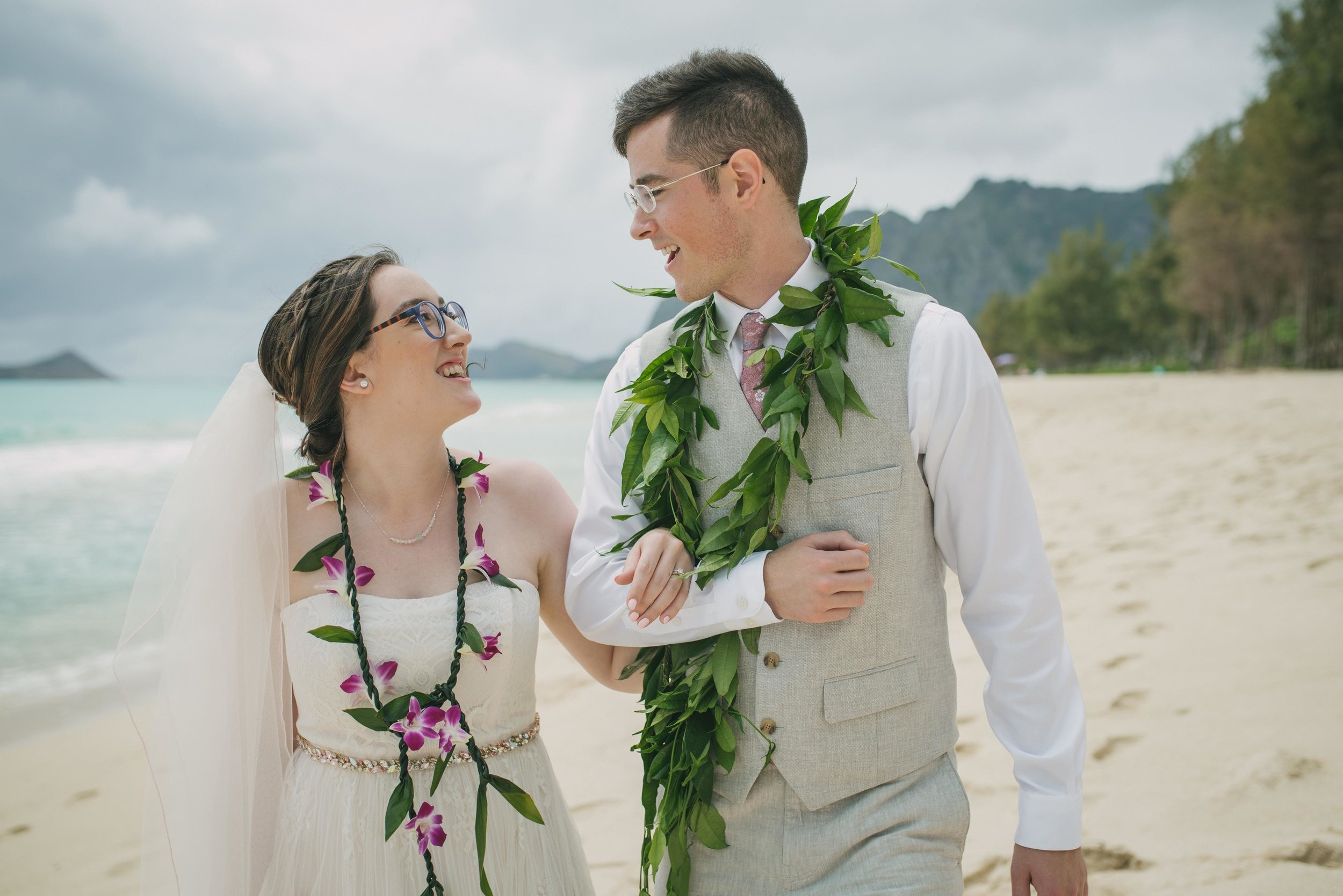 Avoid The Stress and Elope in Hawaii   Photos and planning by  Simply Eloped