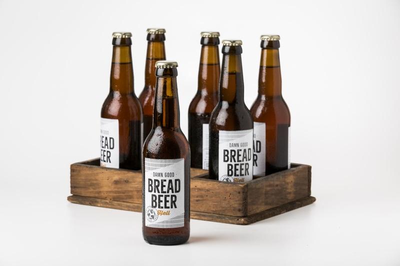 Bread Beer: Bier aus Brotresten