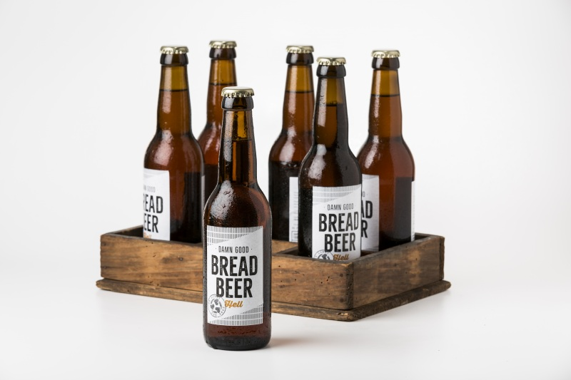 Bread Beer: Beer from bred leftovers