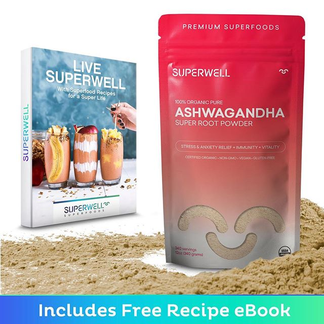 """It is health that is real wealth, not silver and gold."" - Mahatma Gandhi  To celebrate LABOR DAY, we are honored to gift YOU a 50% OFF Amazon Coupon when purchasing your first SUPERWELL 100% Organic Premium Ashwagandha Powder!  Click the link in our Instagram profile   enter 'Ashwagandha Powder' on Amazon.com to find us in the Top 10 listings and then enter SUPERWELL coupon code during checkout.  Hoping your LABOR DAY (and night) is SUPERWELL!"