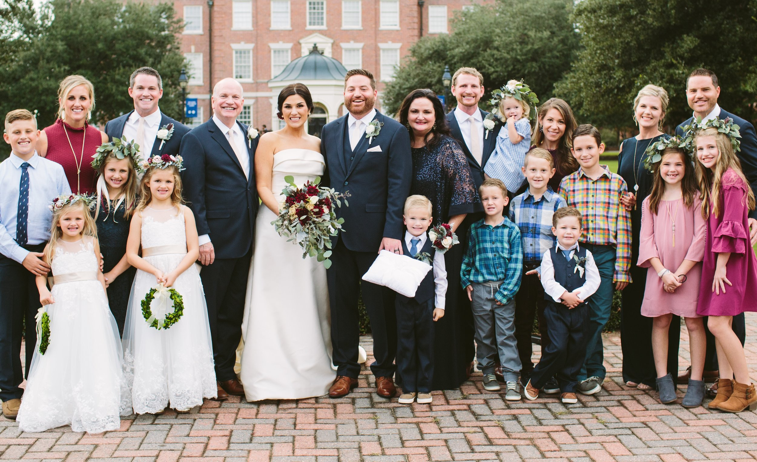 Nathan and Kelsey's Wedding October 20th, 2018