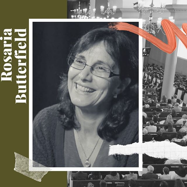 ▫️Meet our speakers▫️Rosaria Butterfield  is one of our keynote speakers. Follow the link in the bio to learn more about her, and to register now!