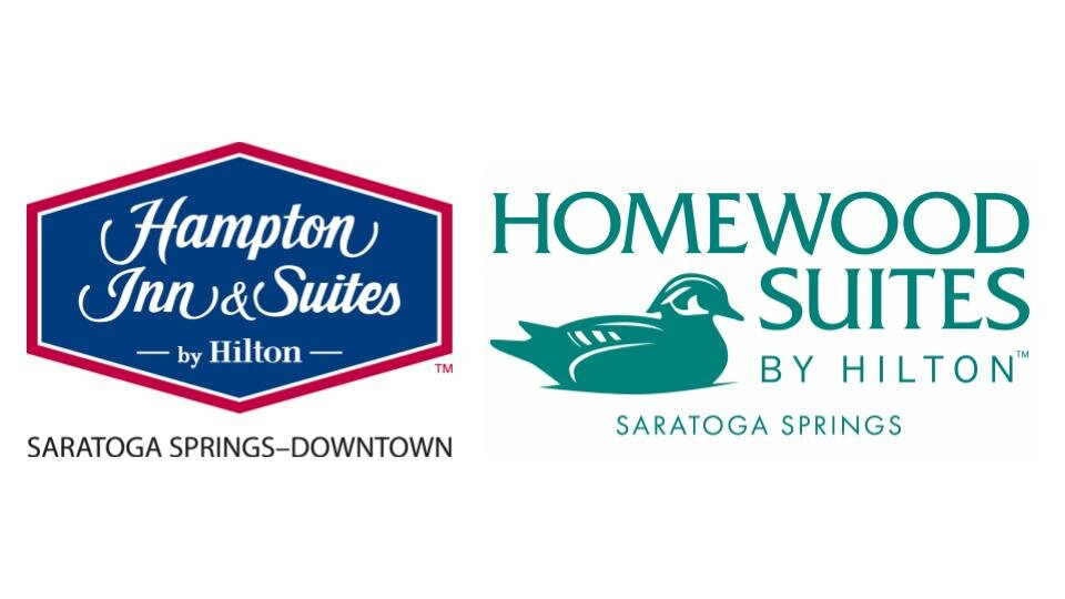 Hampton Inn & Suites & Homewood Suites by Hilton - Stay at one of our preferred hotels & look for your MLFA workout pass at check-in!