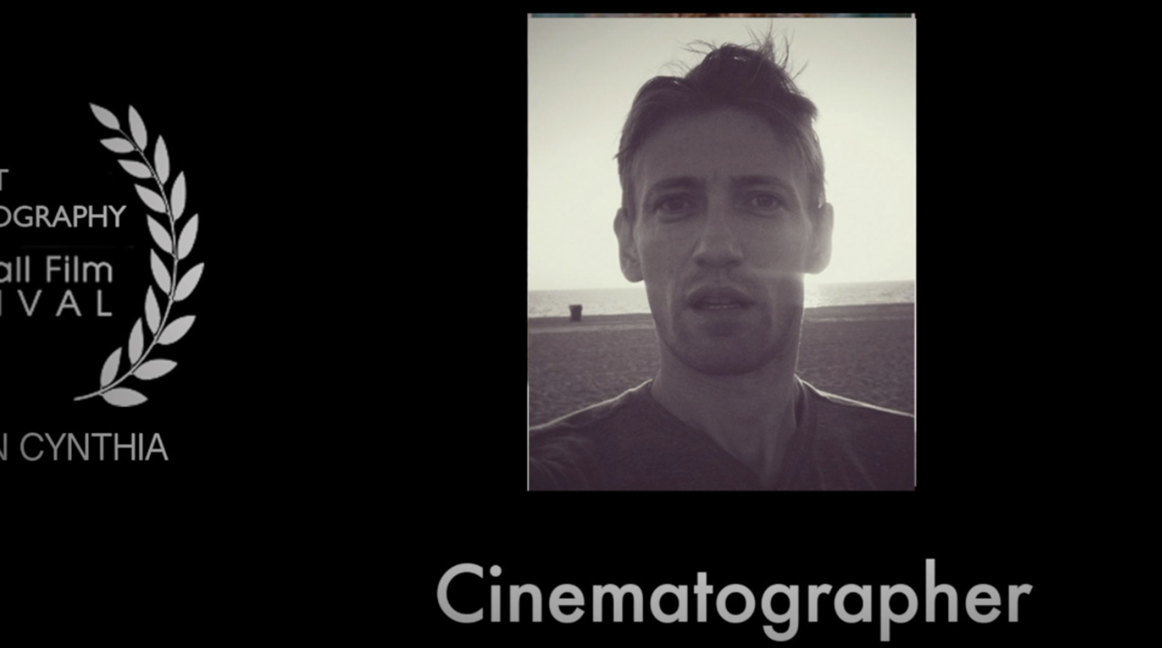 Roy af Hasselblad is a recent émigré to the USA, Roy is well-spoken and charming. He drives a vintage, red Swedish car and teaches cinematography (played by Bogdan Kwiatkowski)