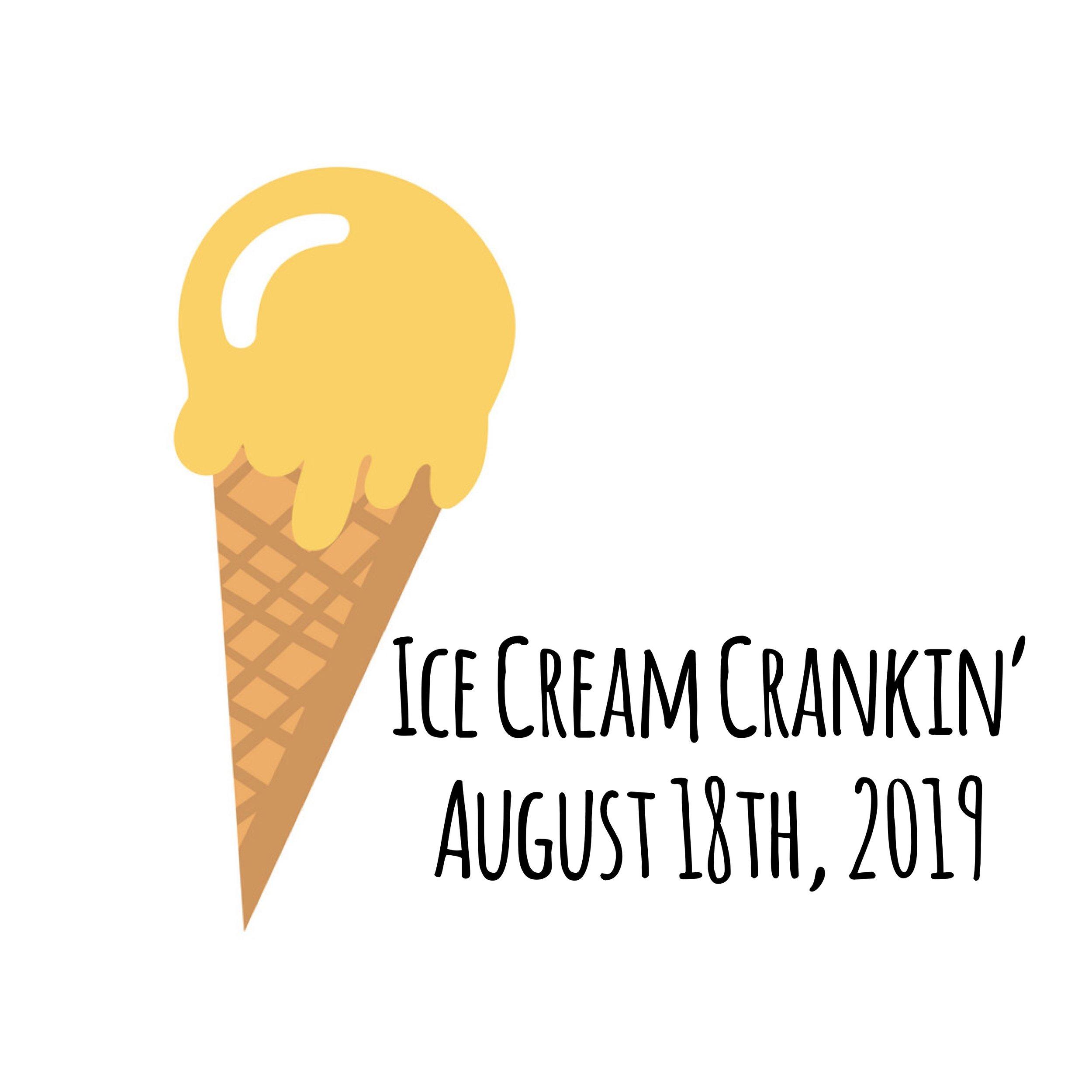 Ice Cream Crankin' — aMuse'um - Columbia Children's Museum