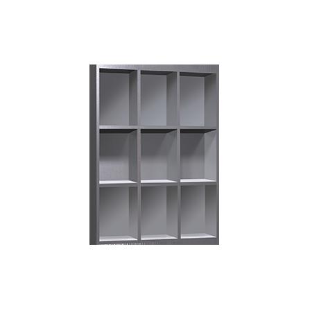 Cubby Locker - Plastic