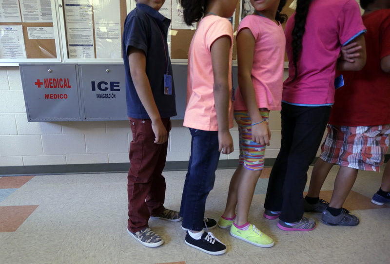 Two serious problems, then, of using GPS shackles on undocumented people - awaiting deportation hearings are the psychological harm of the cultural stigmas from the GPS shackle and its potentially negative impacts on refugee relief.