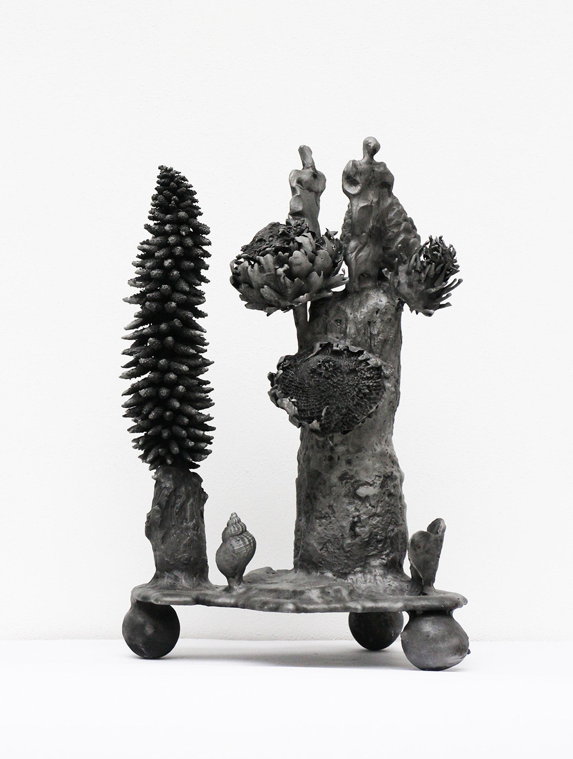Gunera-Artischockentürme