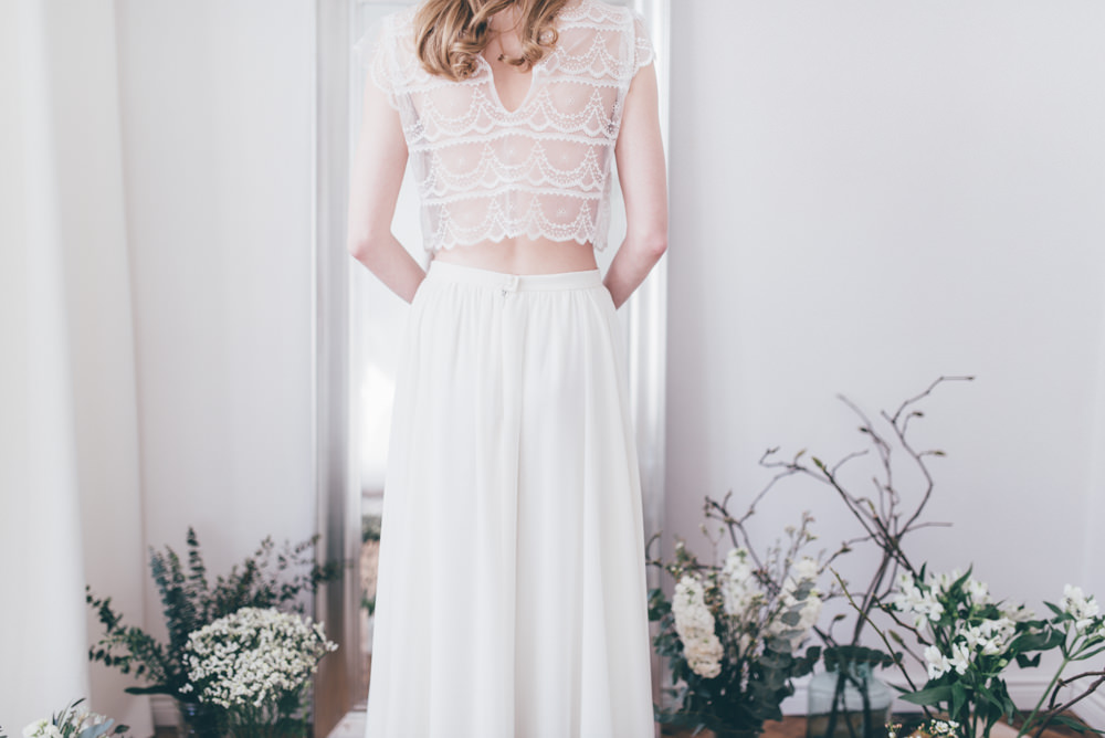 Carmela Weddings - Rock The Bridal Separates Trend