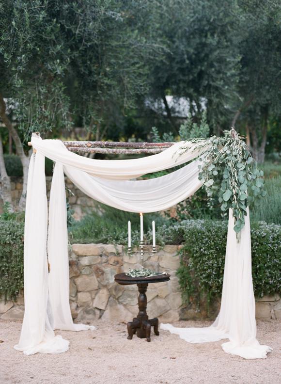 Glitzy Secrets - Wedding Ceremony Backdrops