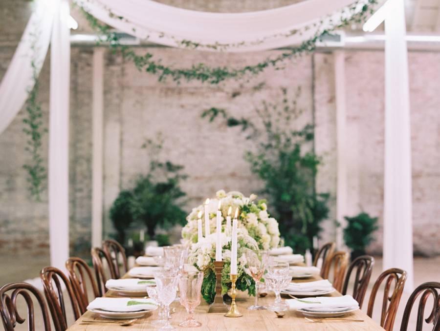 Want That Wedding - Minimalist Wedding Theme