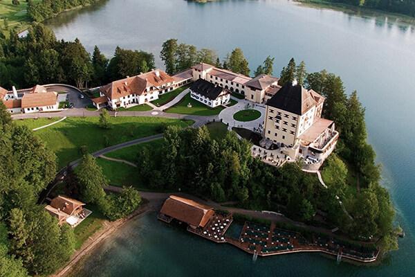 Schloss Fuschl Hotels - 2015 - 2017Online Marketing Manager