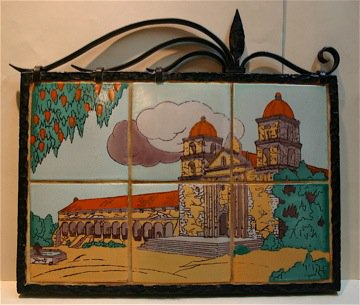 Wells Tile & Antiques - Owner Scott Wells specializes in California art tile and pottery of the 1920s-30s. Meet the eminent vintage and antique tile expert in person!