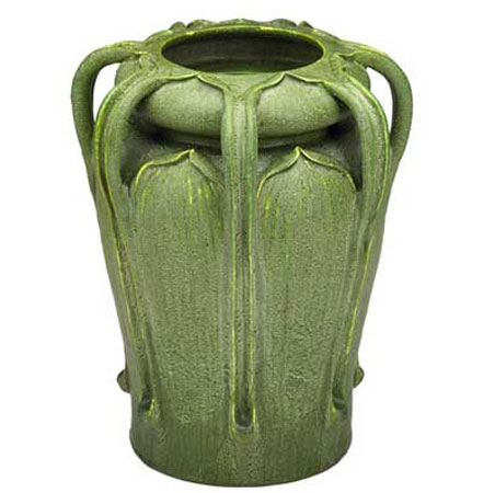 Marc Tisdale - Marc Tisdale is one of the foremost experts on early 20th century ceramics from the Arts and Crafts era.  Marc specializes in Grueby, Marblehead, Rookwood and many other popular ceramic makers.