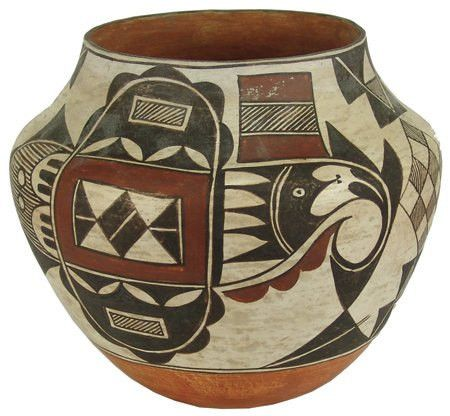 Steve Saylor - Native American pottery and tile