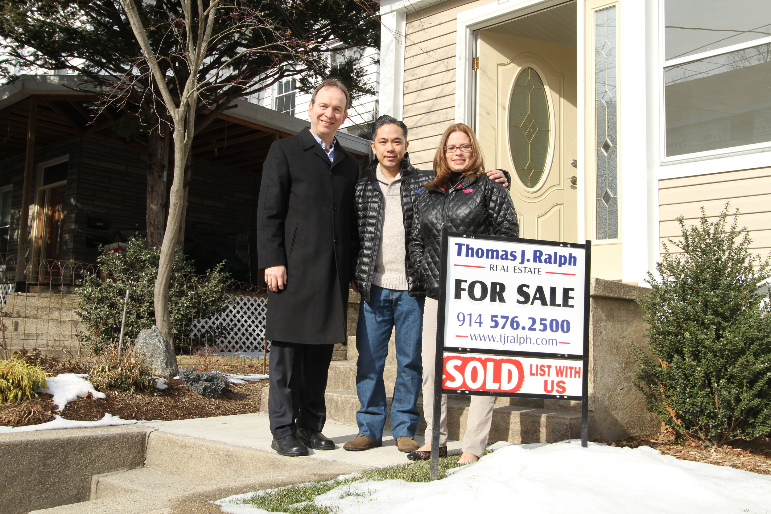 Listed & sold by tom
