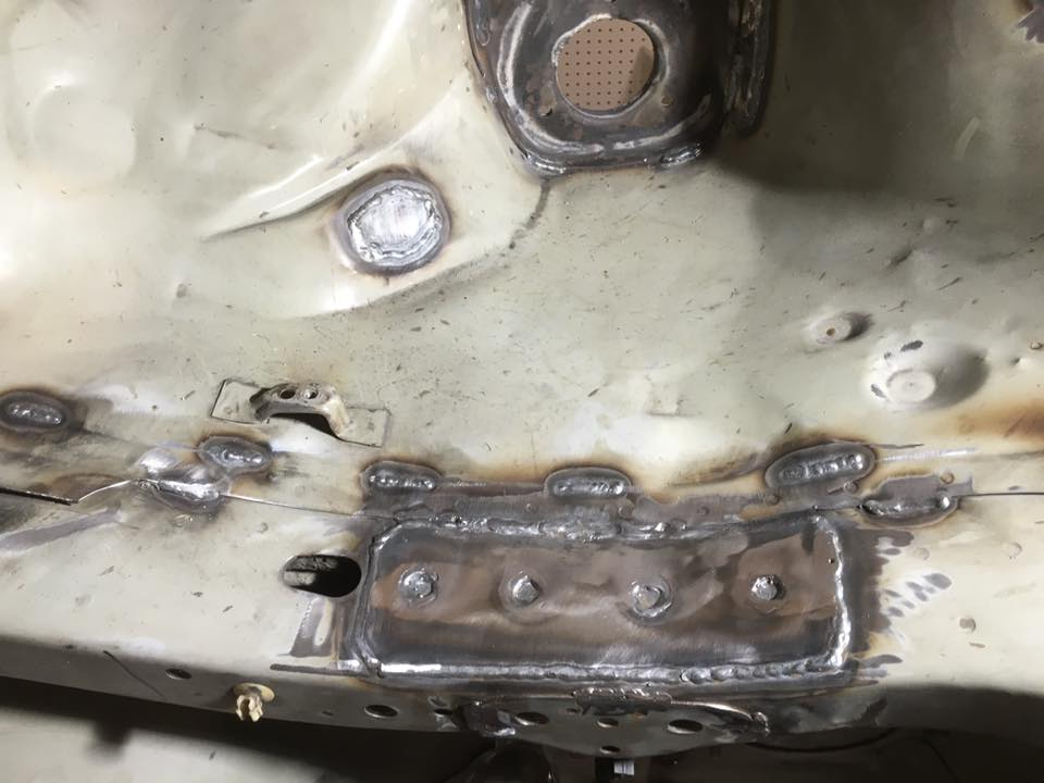Rear Subframe Reinfocements