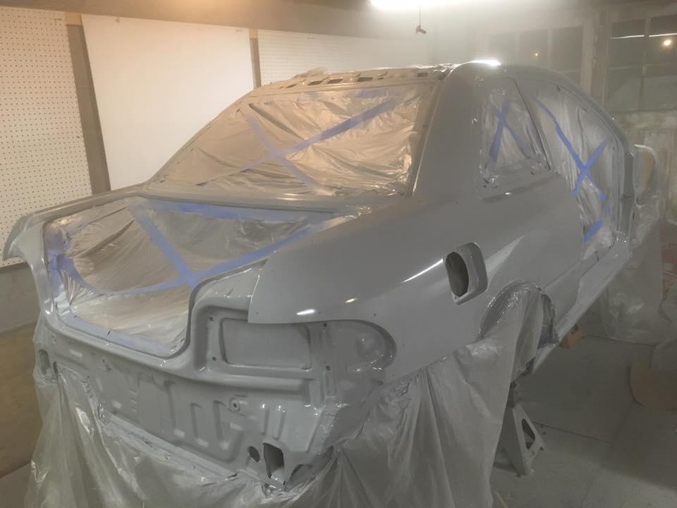 Exterior Paint Prep