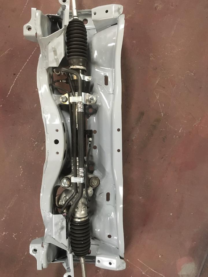 2015+ STi 13:1 Steering Rack