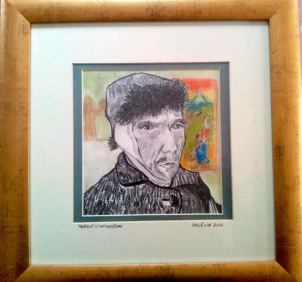 Vincent in Monochrome