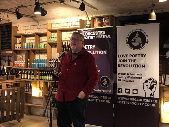 Gloucester Poetry Festival, Gloucester Brewery, October 2018