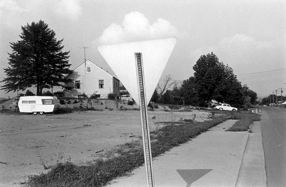 Lee Friedlander, 1971