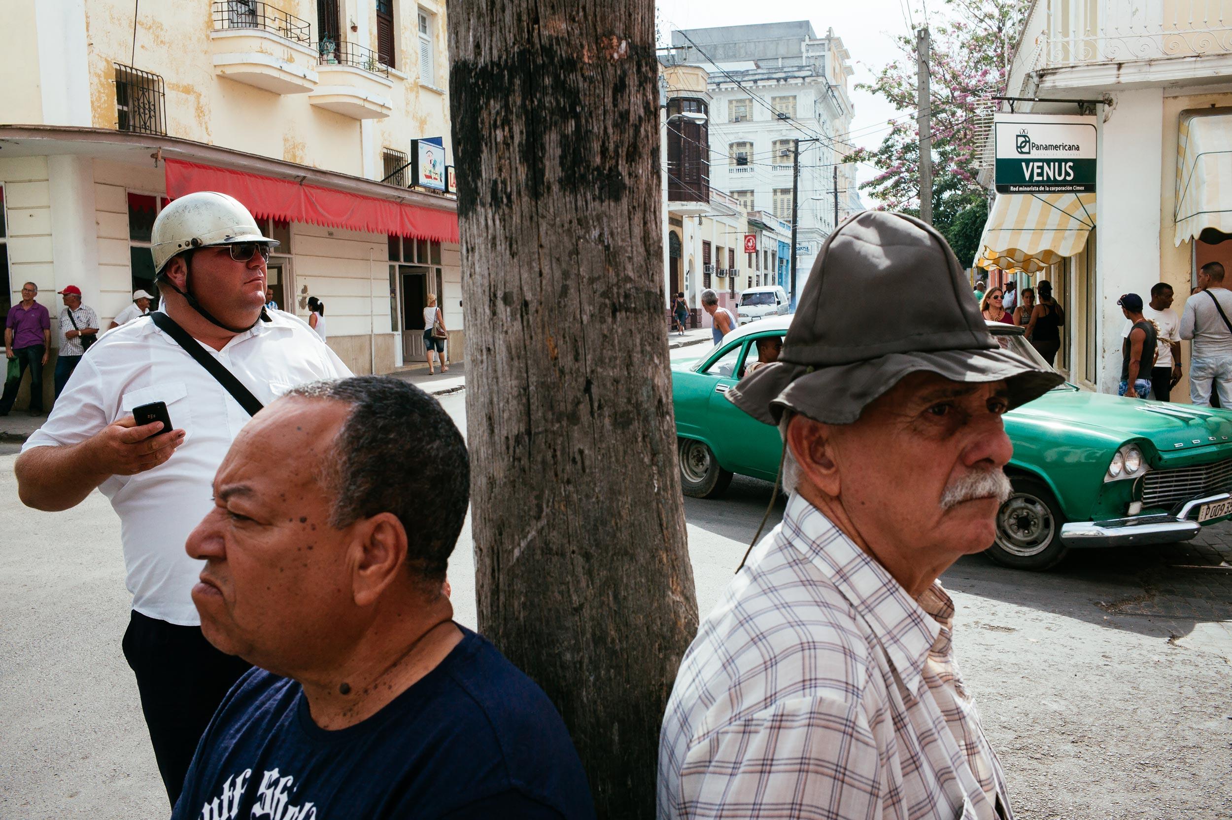 Cienfuegos, Cuba, 2016.