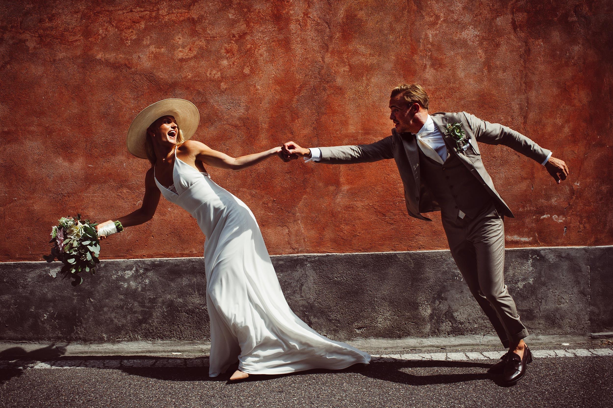 The Sweedish Style - Ida & Jakob in Lake Como