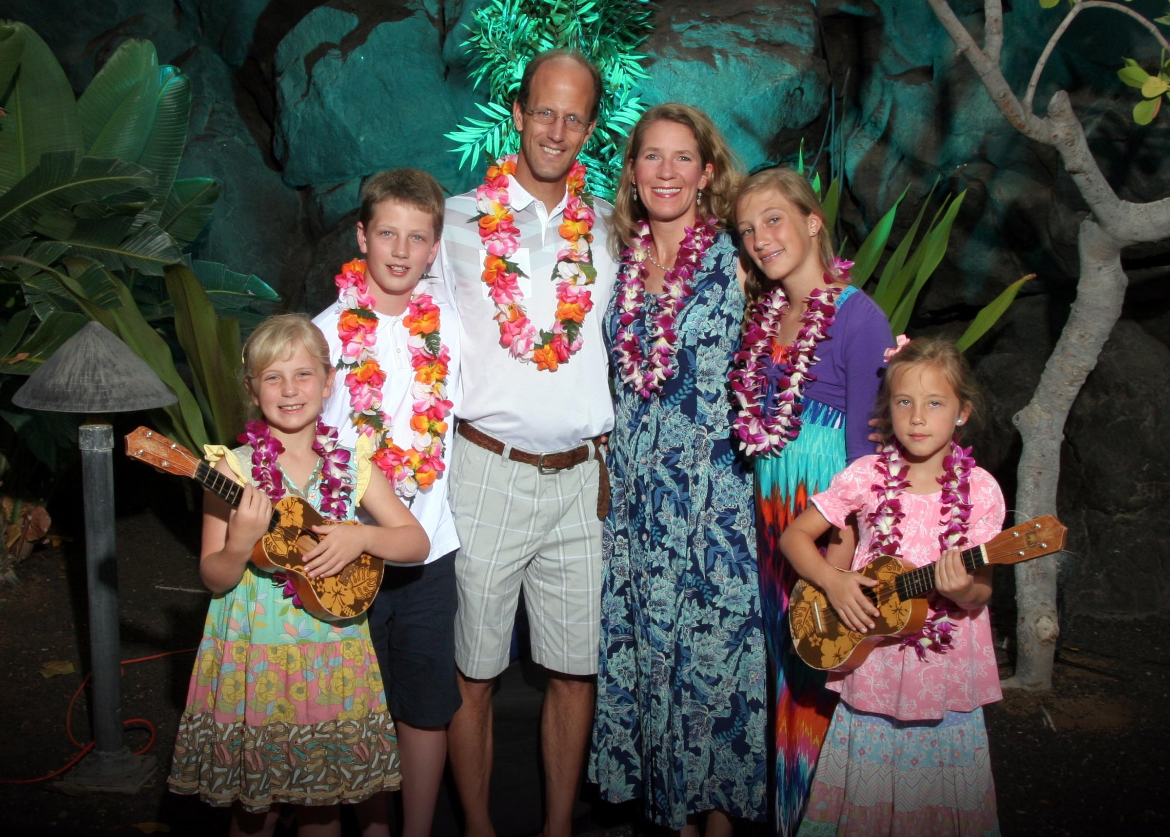 Family Vacation to Hawaii