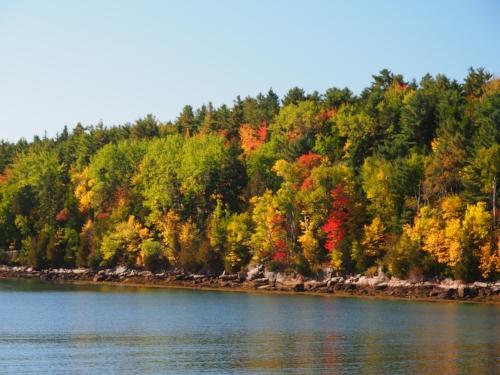 Kaleidoscope of New England Fall Colors