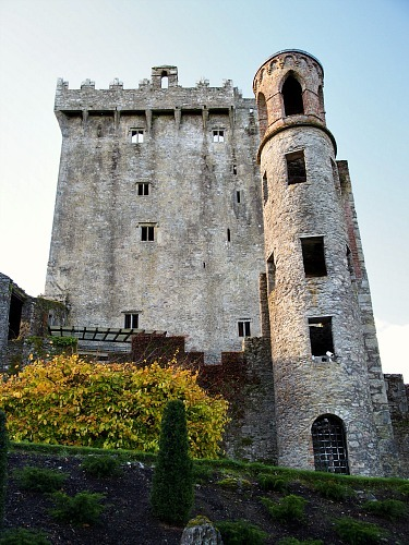 Blarney Castle with its Dungeon. Picture provided by Bill Ross Photography