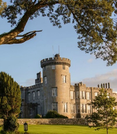 Dromoland a true to life fairyland Castle