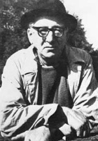 Patrick Kavanagh, image from  Poem Hunter