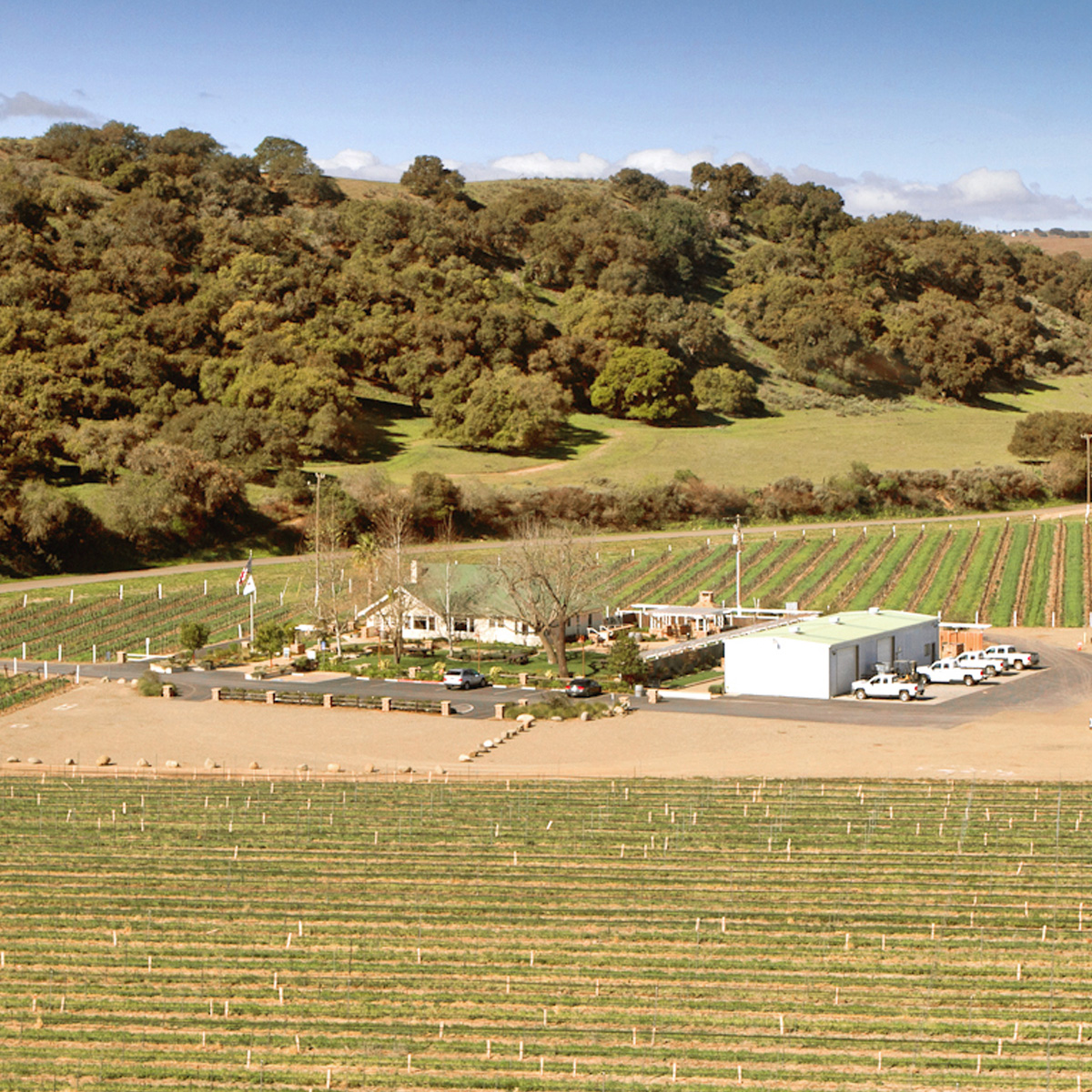 Riverbench Vineyard Tasting Room -