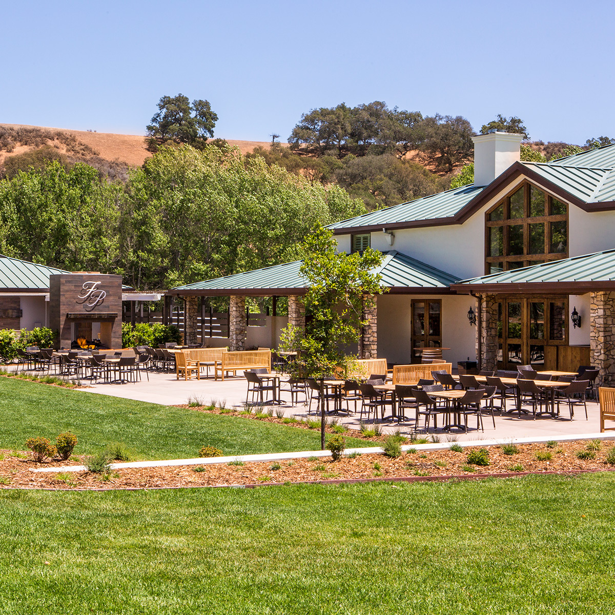 Fess Parker Winery & Vineyard -